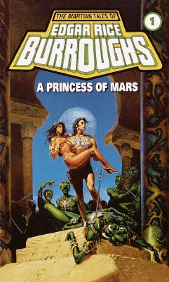 A Princess of Mars By Burroughs, Edgar Rice